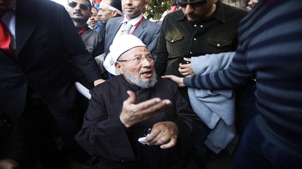 الشيخ يوسف القرضاوي - أرشيف