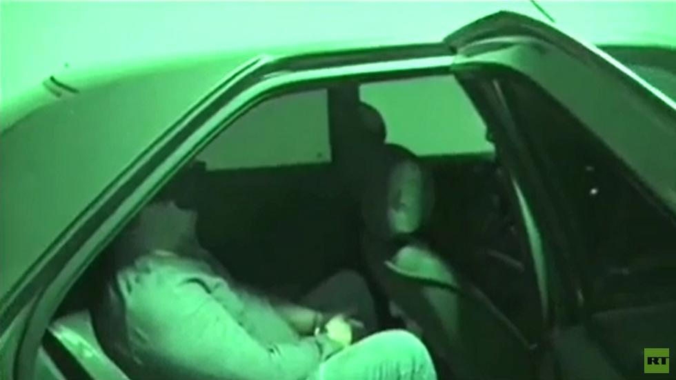 إيران.. التلفزيون الرسمي يبث صور واعترافات معارض بعد إعلان اعتقاله من قبل الحرس الثوري
