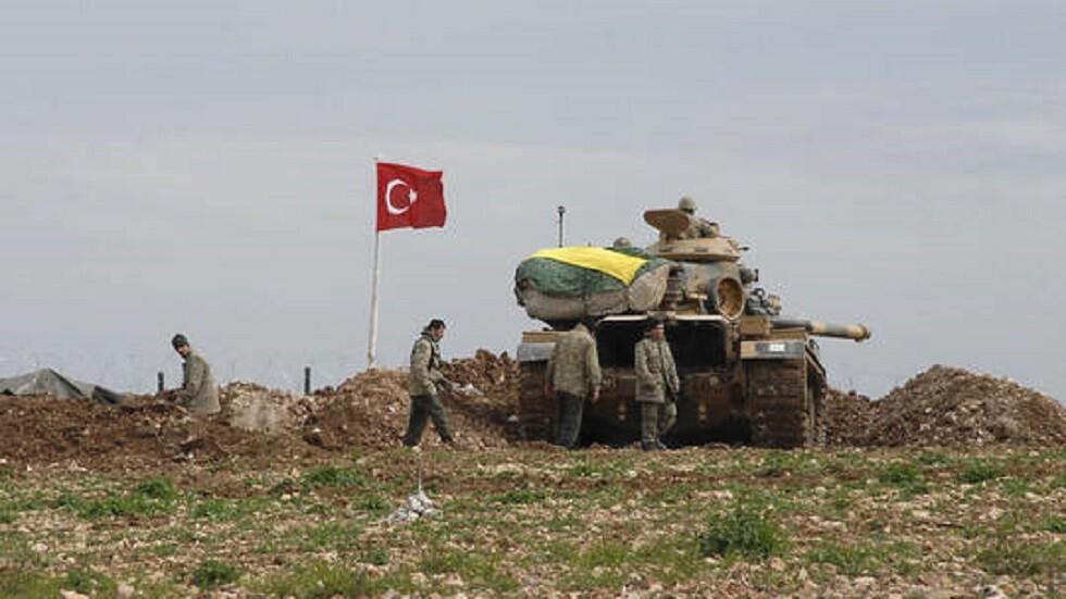 الصين تدعو تركيا لوقف القتال في سوريا