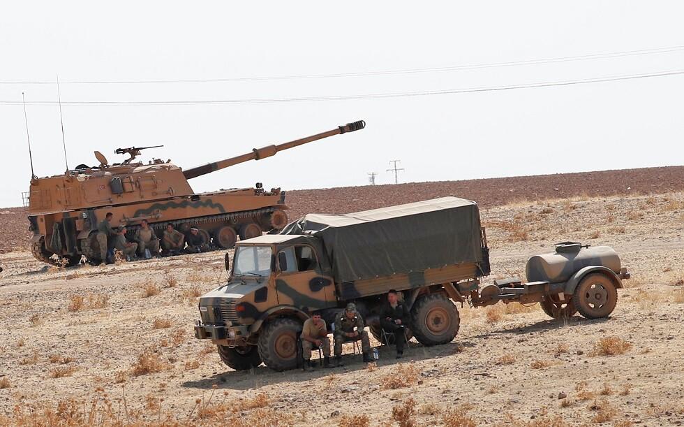 العملية في شمال سوريا ستنتهي بكارثة بالنسبة لتركيا -