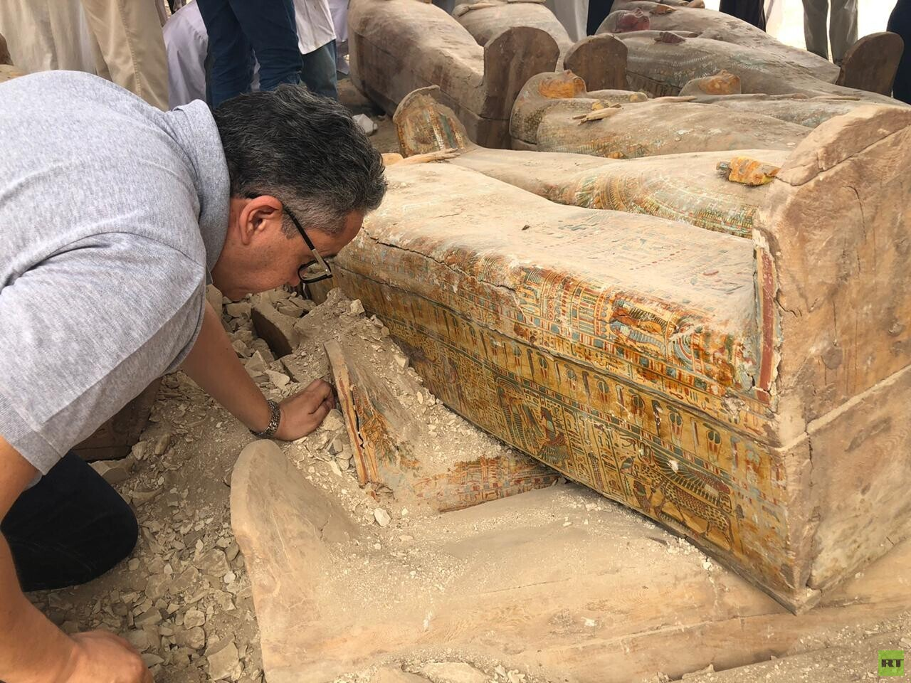 recent discoveries in archaeology - 744×496