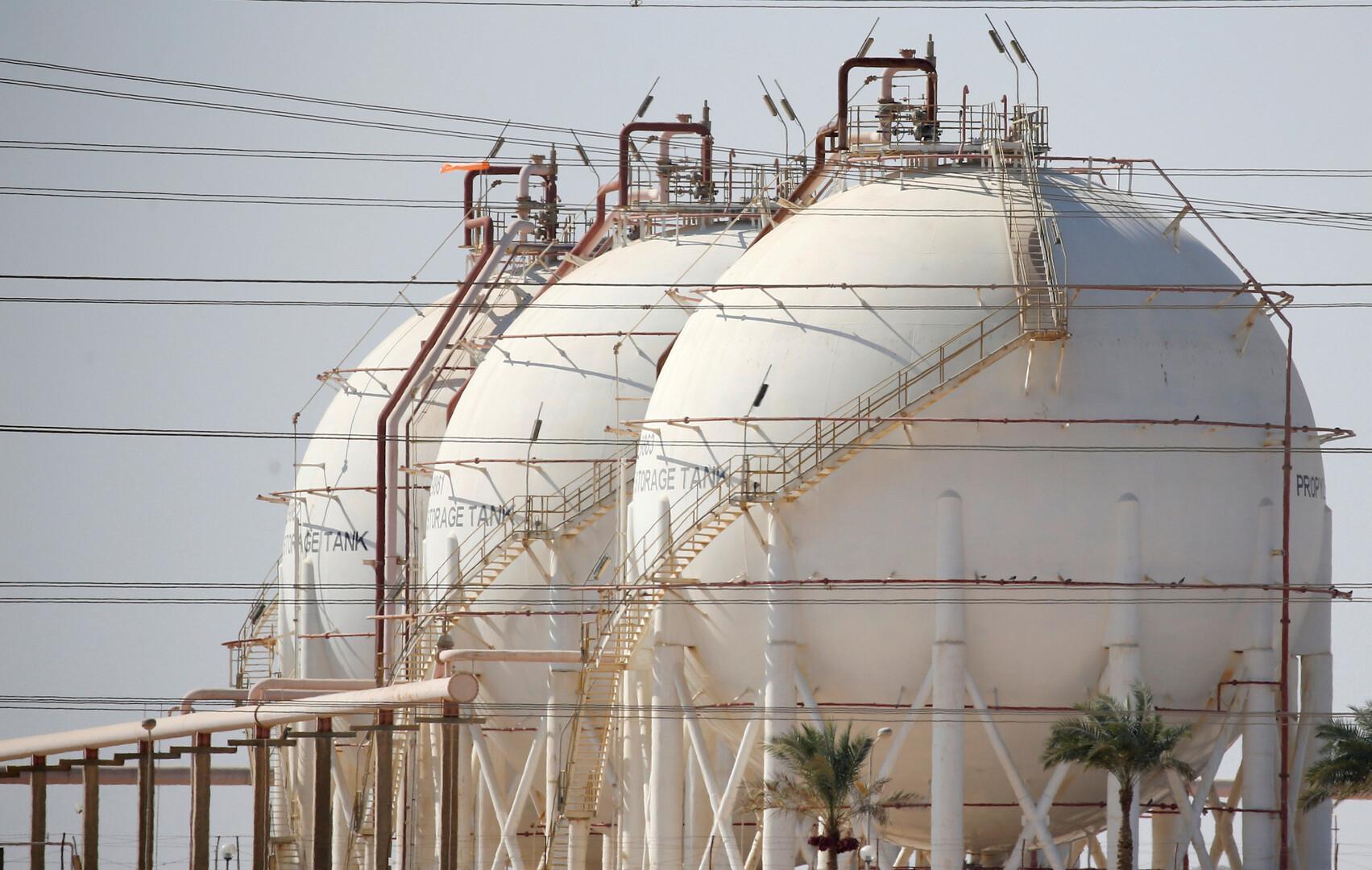 مصر  الغاز الطبيعي