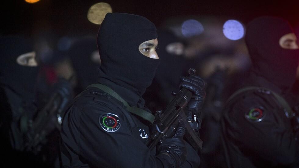 قوات الأمن المغربي - أرشيف