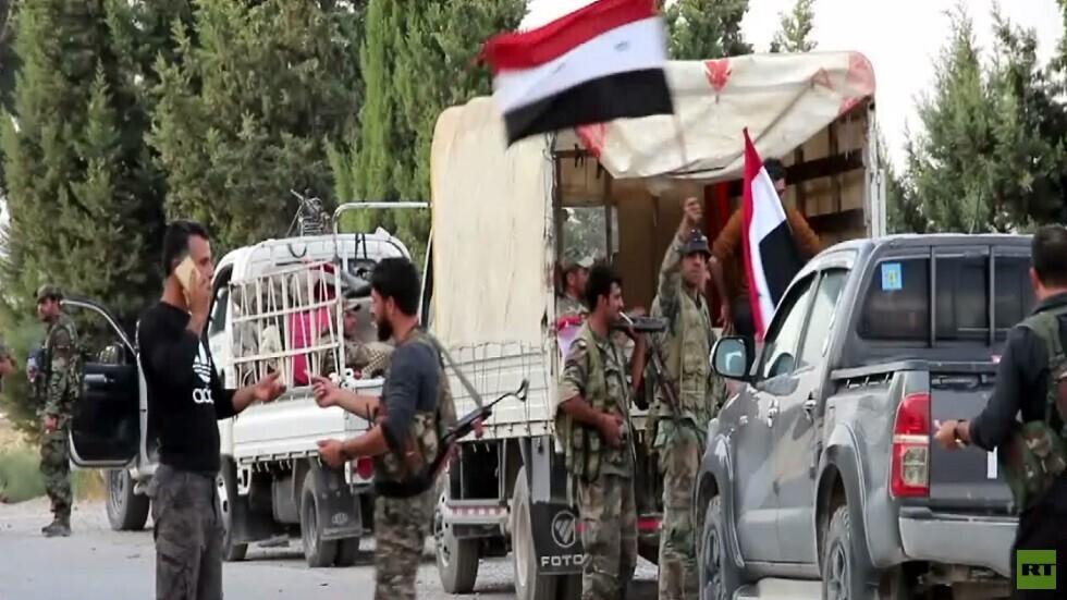 موسكو: الجيش السوري يسيطر على منبج
