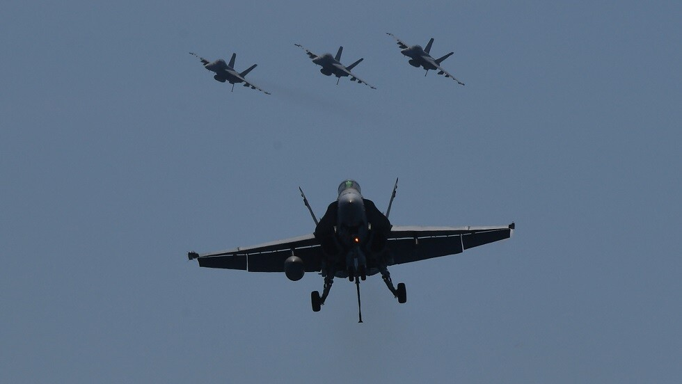 مسؤول: طائرات أمريكية