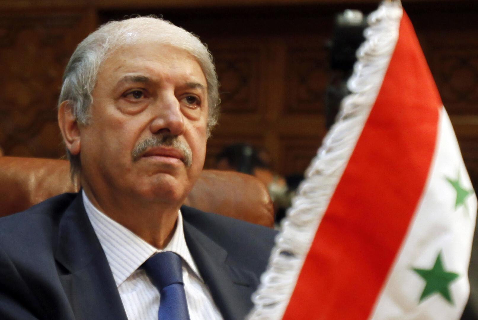 وفاة آخر سفير سوري لدى الجامعة العربية -