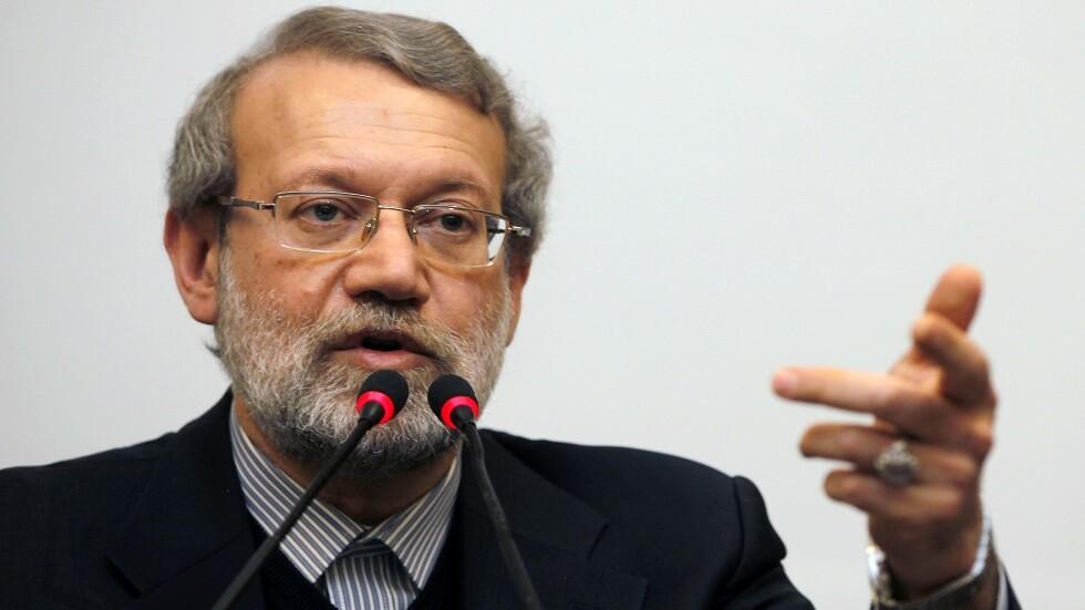 لاريجاني: مستعدون للوساطة في حال قبلت السعودية بحل سياسي في اليمن