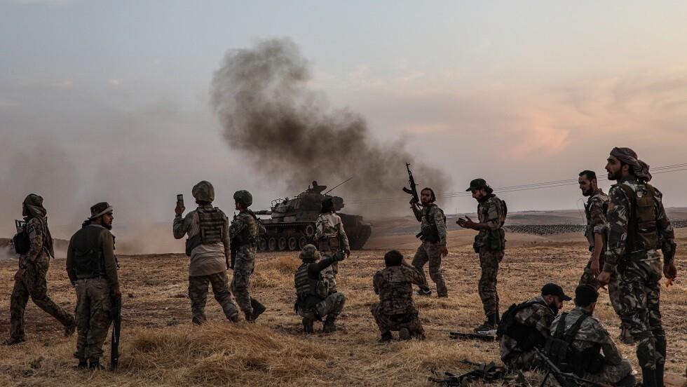 أردوغان: القصف الذي أودى بحياة جندي تركي جاء من قبل الحكومة السورية