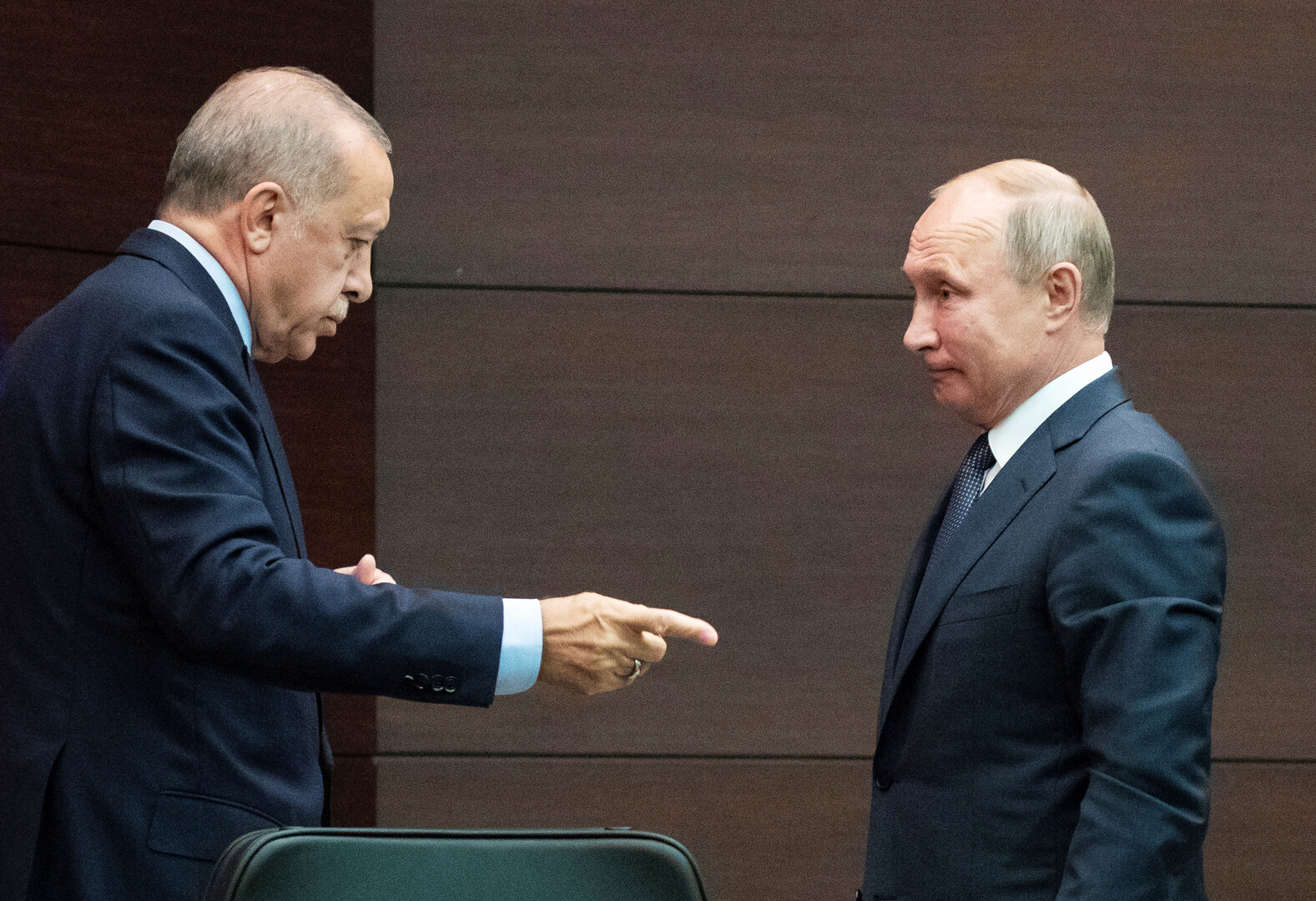 الكرملين: أردوغان قد يزور روسيا أواخر أكتوبر الجاري