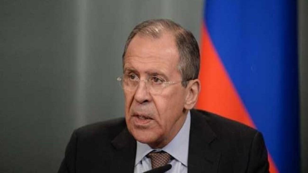 لافروف: روسيا تدعم الاتفاق الأخير بين دمشق والأكراد