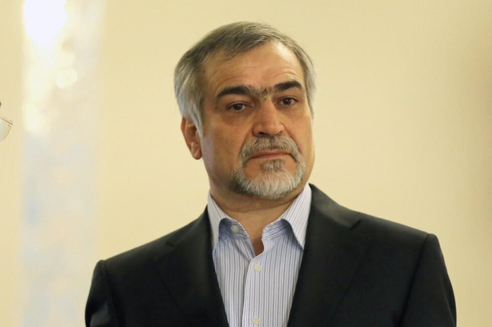 حسين فريدون شقيق الرئيس الإيراني