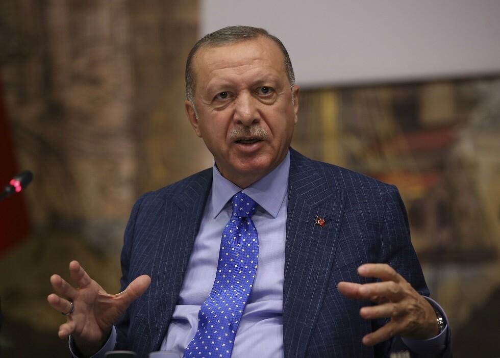 أردوغان لن يلتقي بنس وبومبيو خلال زيارتهما إلى أنقرة