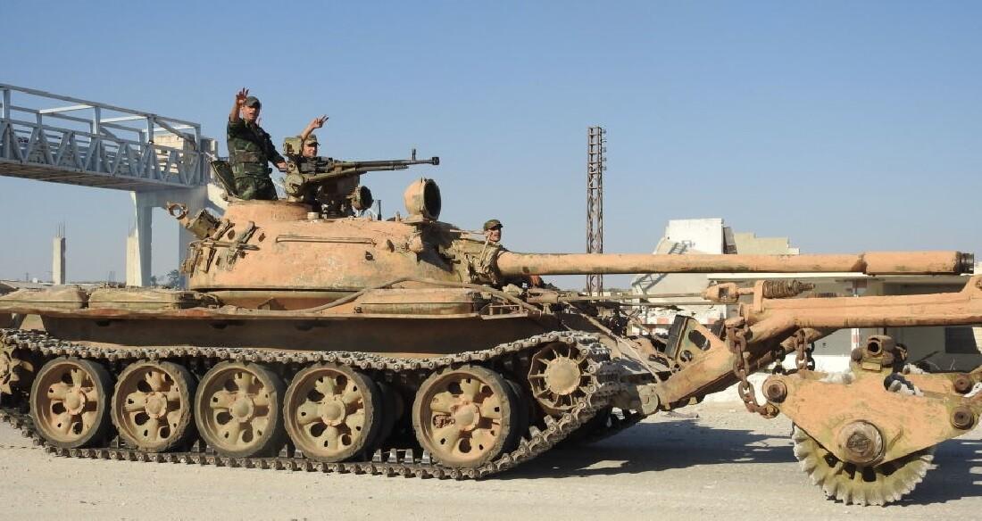 مراسلنا: الجيش السوري عند جسر قره قوزاق على نهر الفرات وطيران التحالف يعيق تقدمه نحو عين العرب