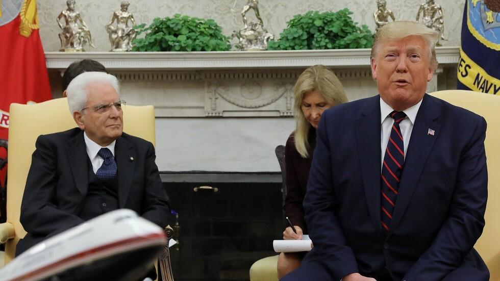 ترامب: الأكراد ليسوا ملائكة.. ولتقم سوريا وتركيا بحل المشكلة فيما بينهما