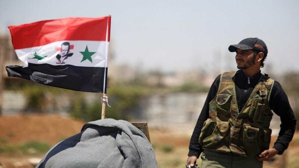 مراسلنا: الجيش السوري يدخل عين العرب (كوباني)