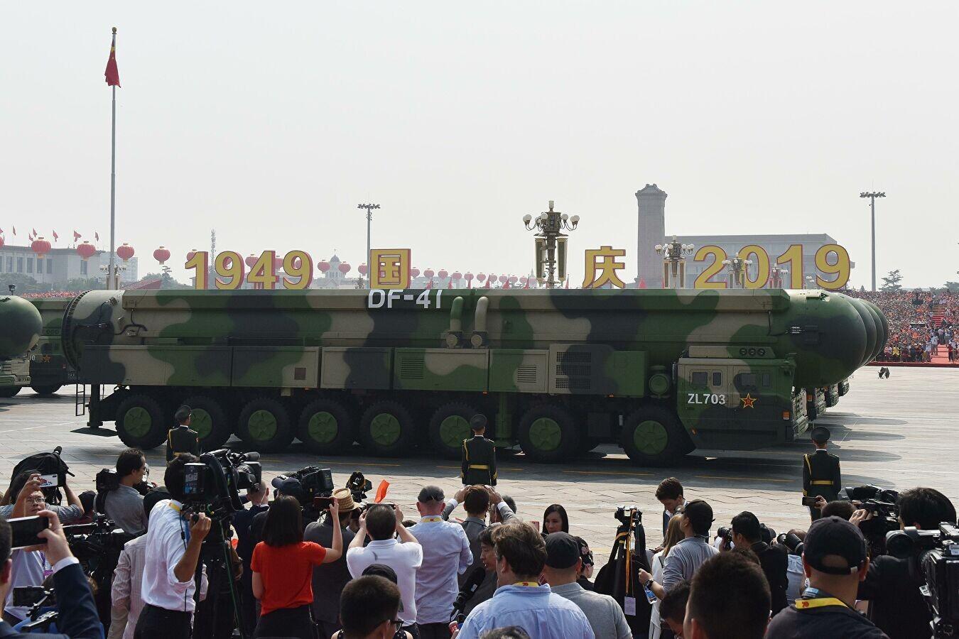 الثالوث النووي الصيني.. هل تستعد الصين لحرب كبيرة؟