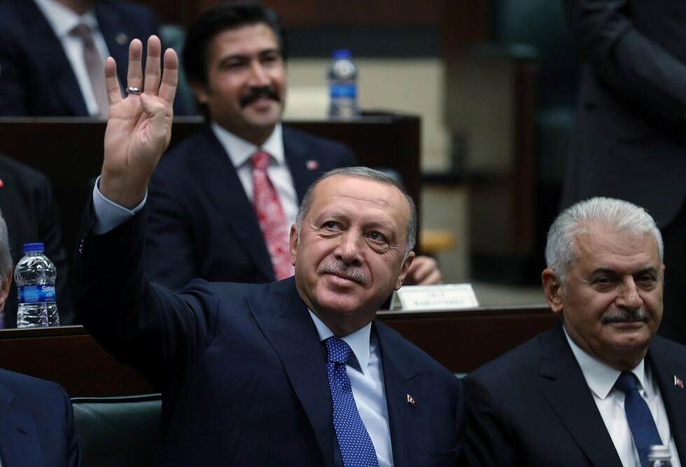 أردوغان وجد نفسه مكان الأسد