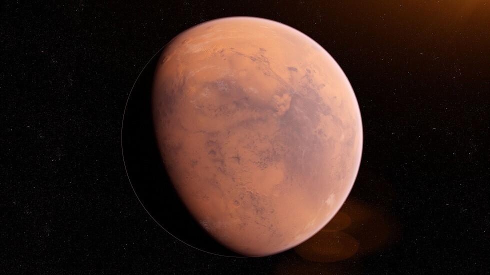 محاكاة الكوكب الأحمر