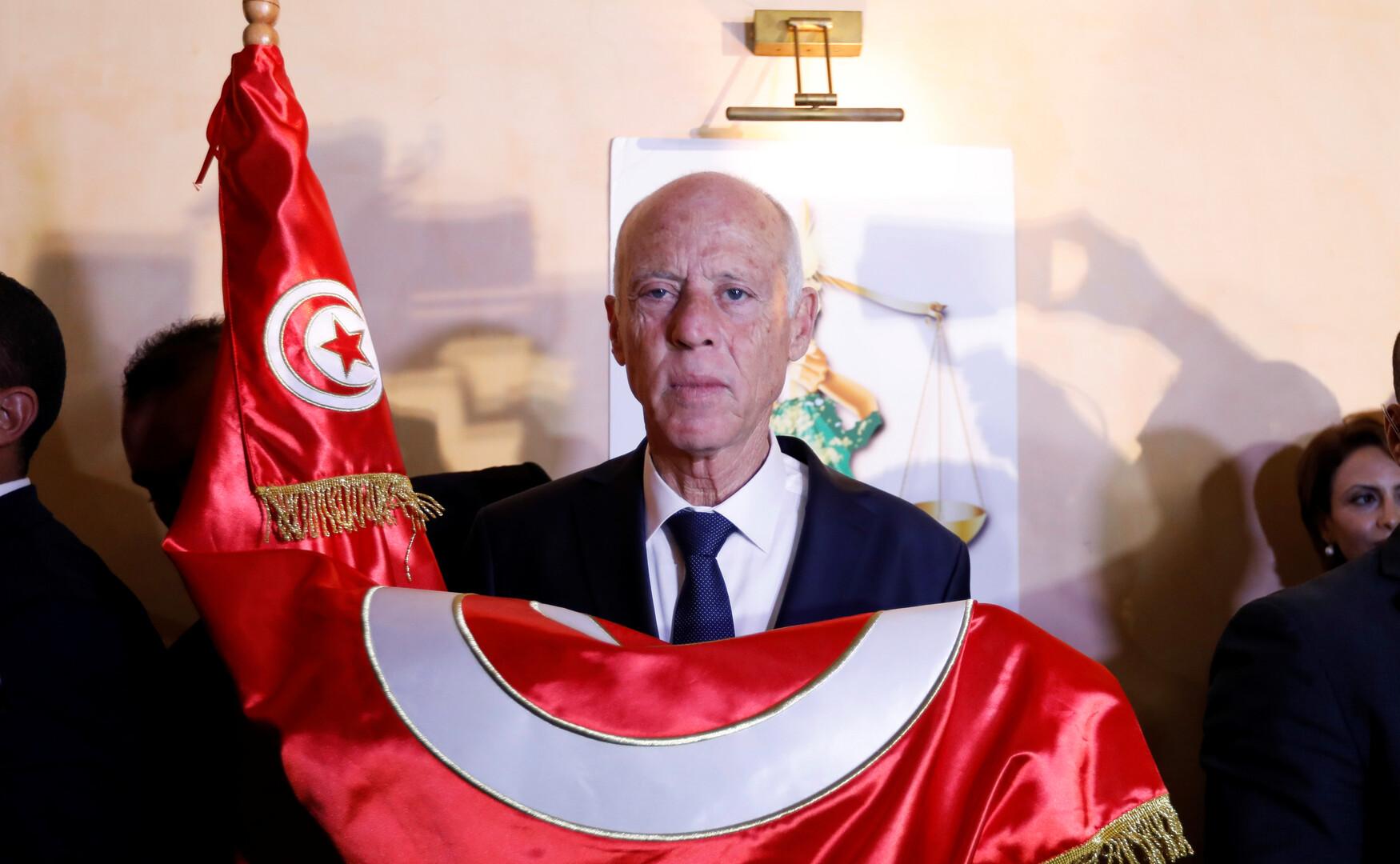 تونس.. الإعلان رسميا عن فوز قيس سعيد في الانتخابات الرئاسية -