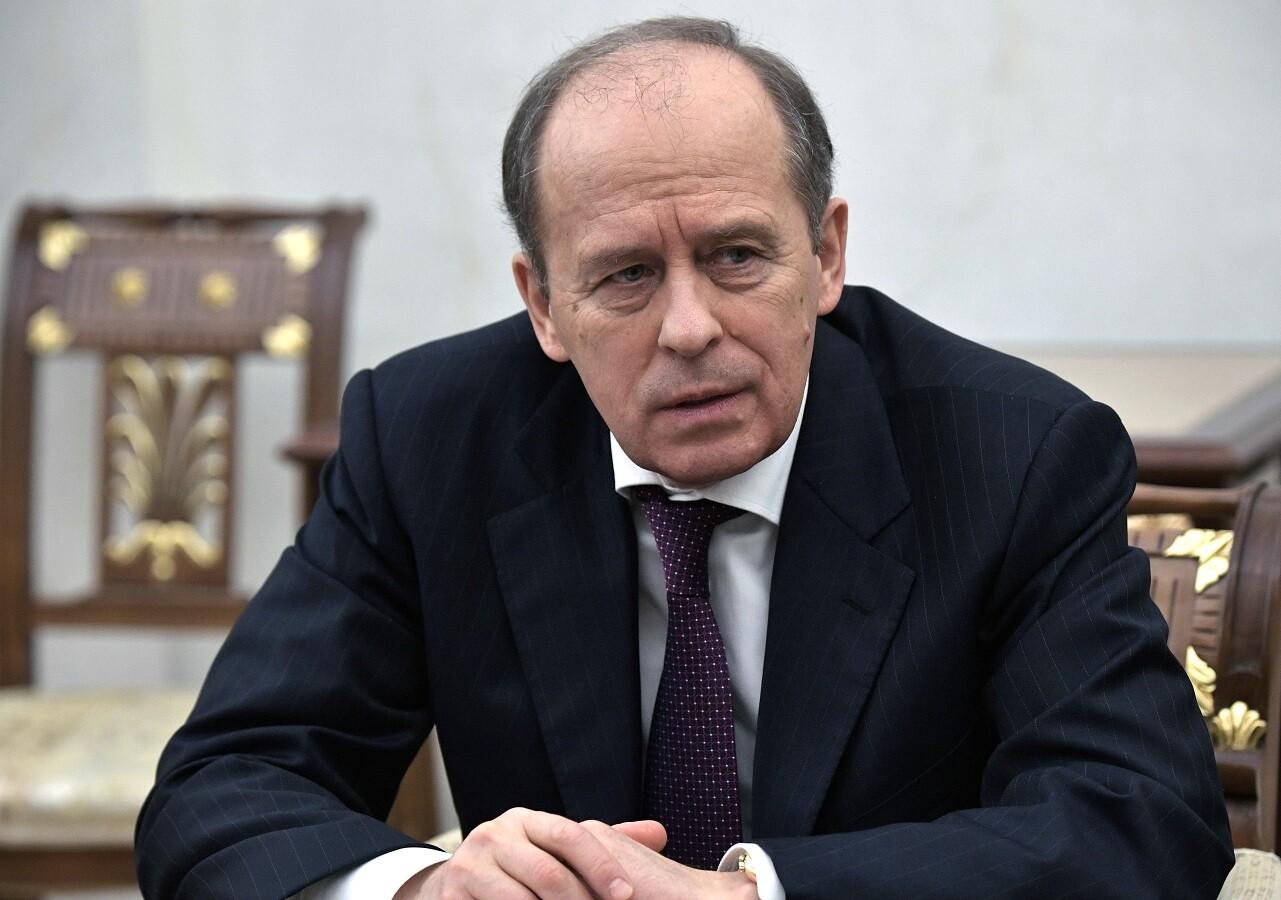 مدير هيئة الأمن الفدرالية، ألكسندر بورتنيكوف