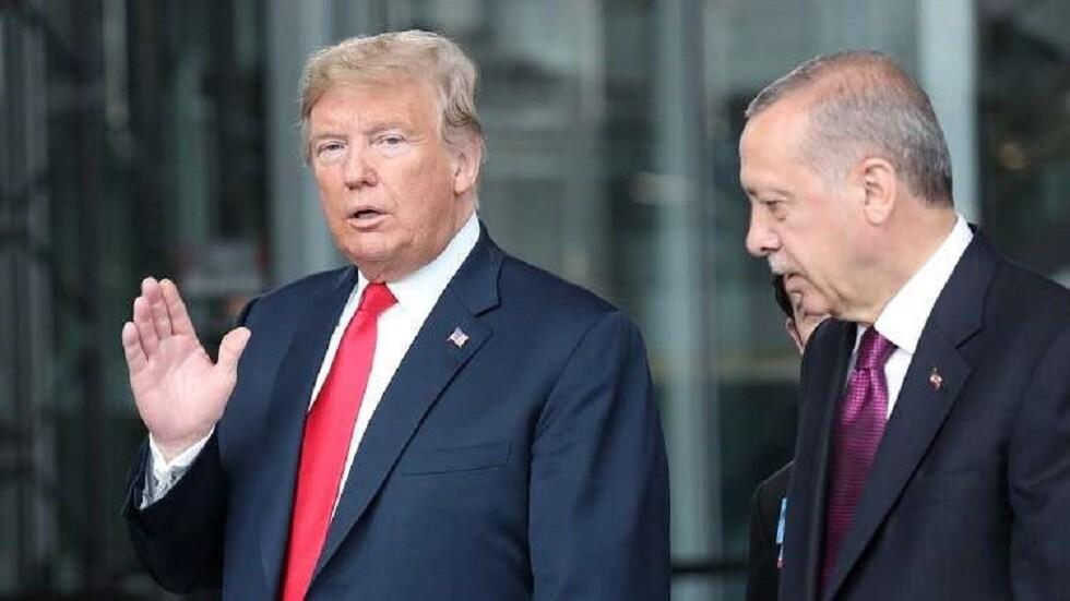 تشاووش أوغلو يرد على رسالة من ترامب وصف فيها أردوغان بـ