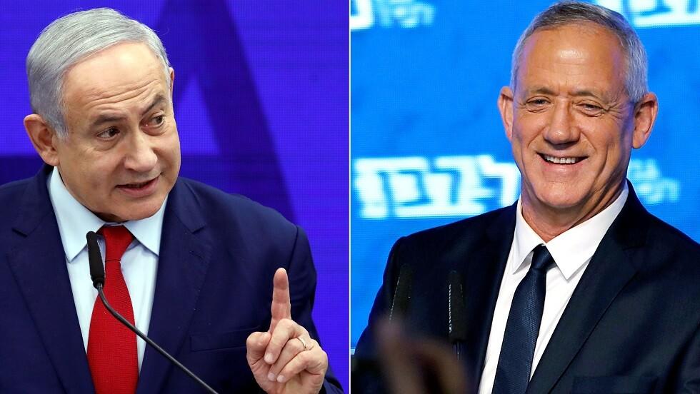 غانتس يرفض مقترحا جديدا قدمه نتنياهو حول حكومة وحدة