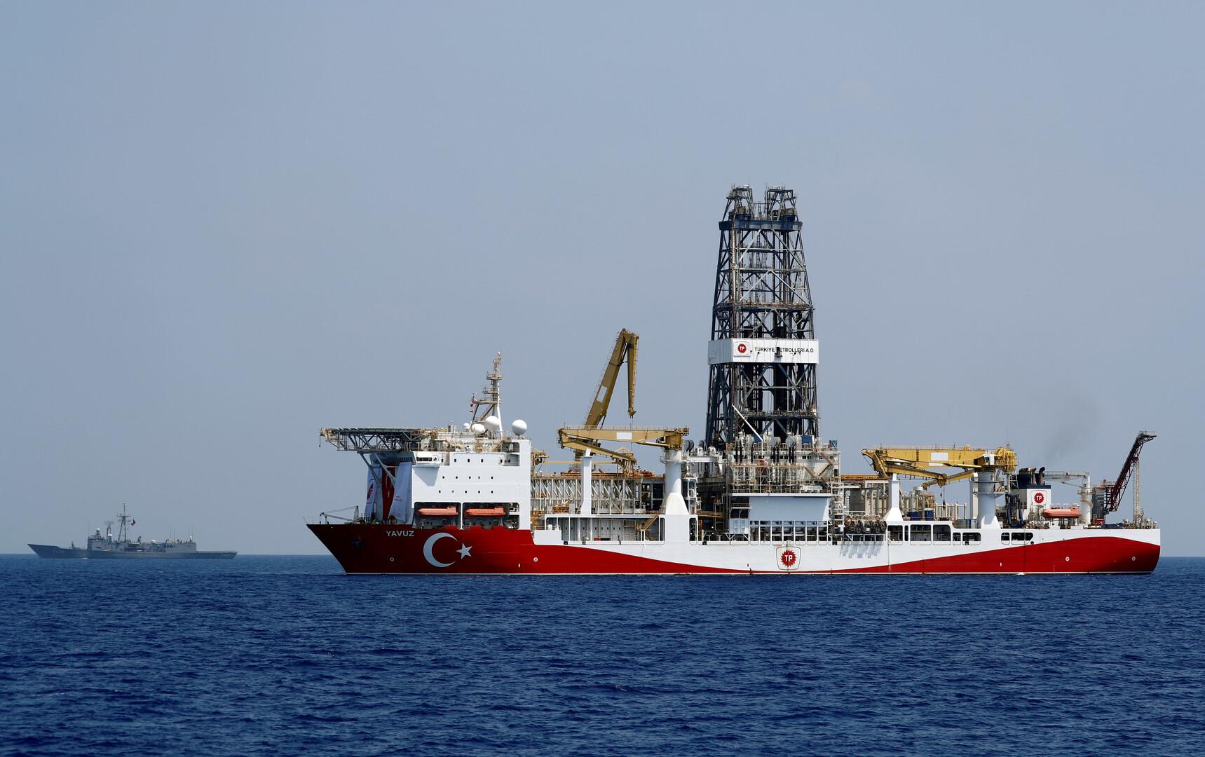 الاتحاد الأوروبي يعتزم فرض عقوبات ضد تركيا على خلفية أعمال التنقيب قبالة سواحل قبرص