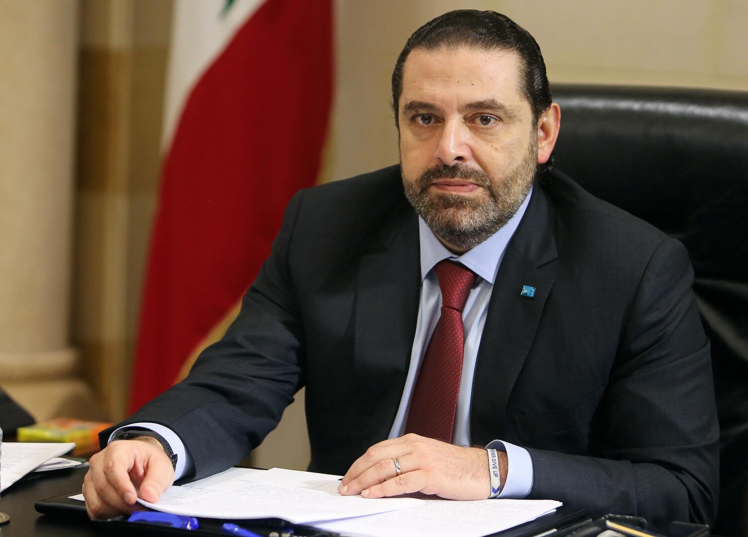 مجلس الوزراء اللبناني يلغي جلسة مع تواصل الاحتجاجات وإغلاق الطرق