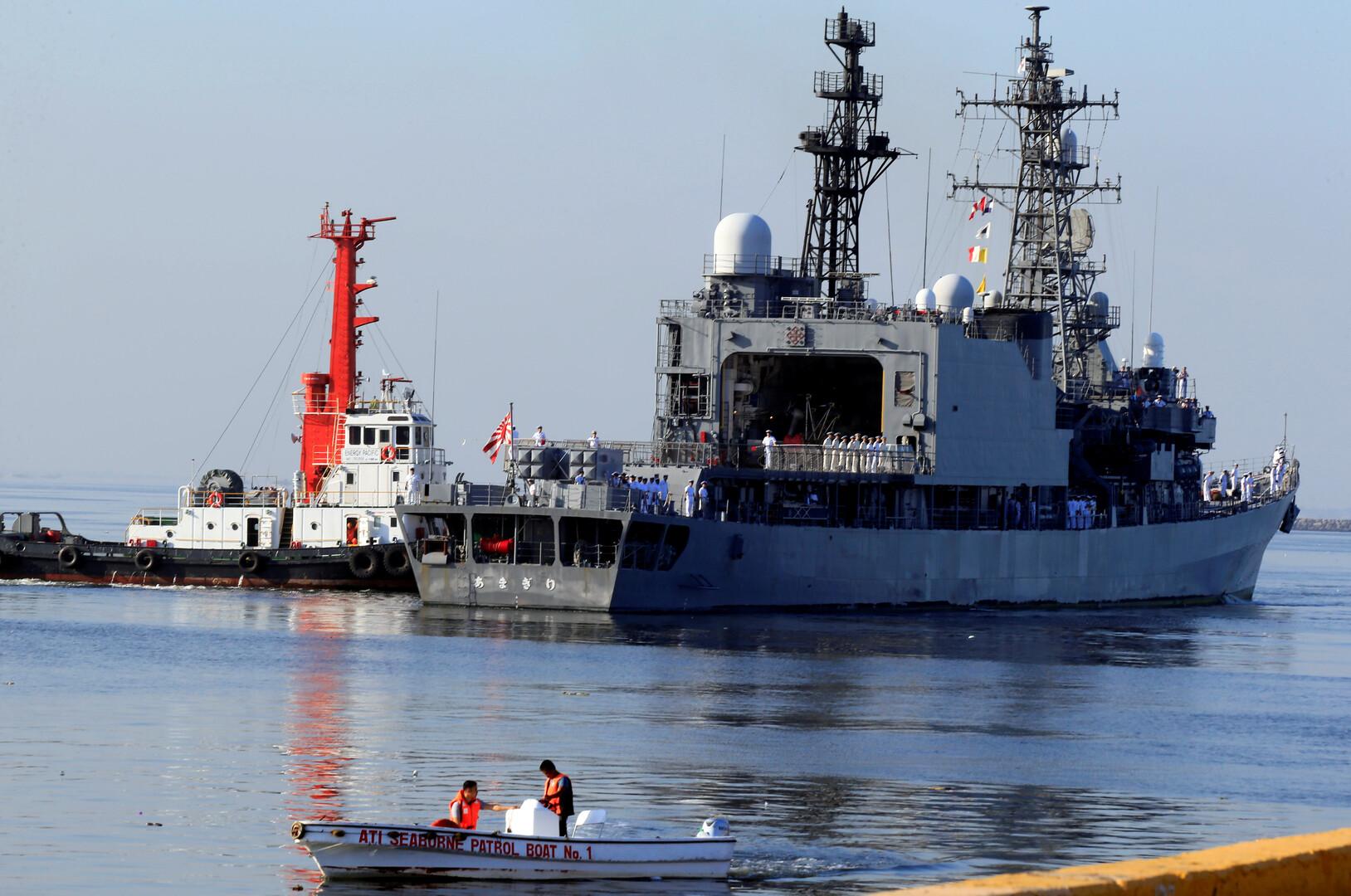 صحيفة يابانية: طوكيو تنشر قوات في هرمز دون الانضمام إلى التحالف الأمريكي