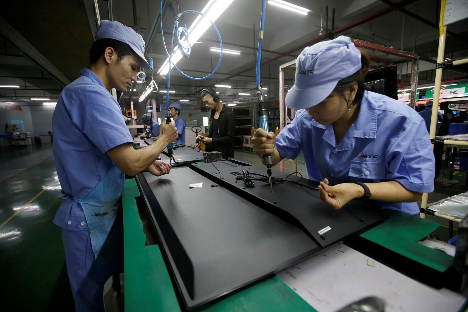 تباطؤ نمو الاقتصاد الصيني