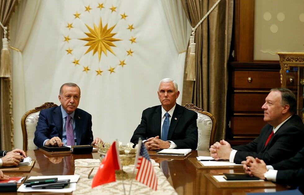سنحت الفرصة لإنقاذ العلاقات بين الولايات المتحدة وتركيا