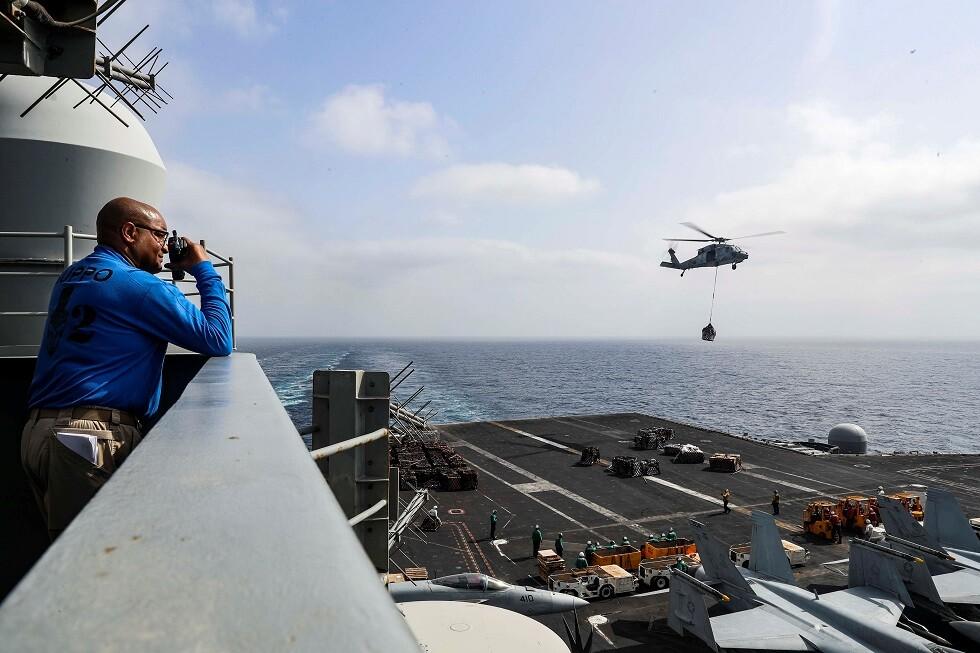 روسيا والصين تحكمان على أخطر حاملات الطائرات الأمريكية في العالم