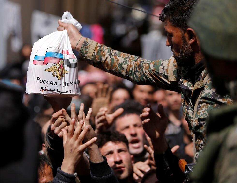 هل تتحول سوريا إلى أفغانستان ثانية بالنسبة لروسيا؟ -