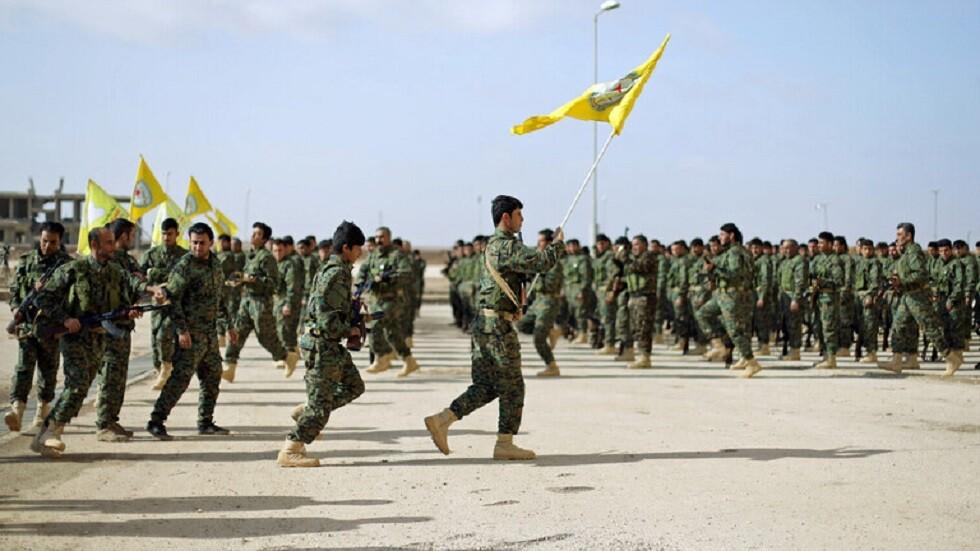 """قوات سوريا الديمقراطية """"قسد"""" (صورة أرشيفية)"""
