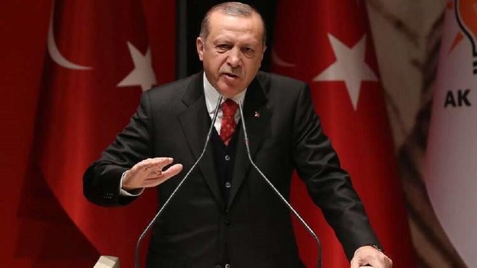 أردوغان: يمكن لروسيا أن تقود مبادرة لتحقيق السلام غربي الفرات في سوريا