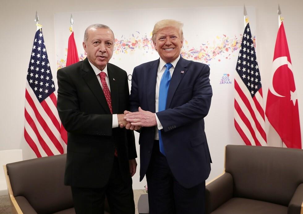 أول تعليق من أردوغان على رسالة ترامب