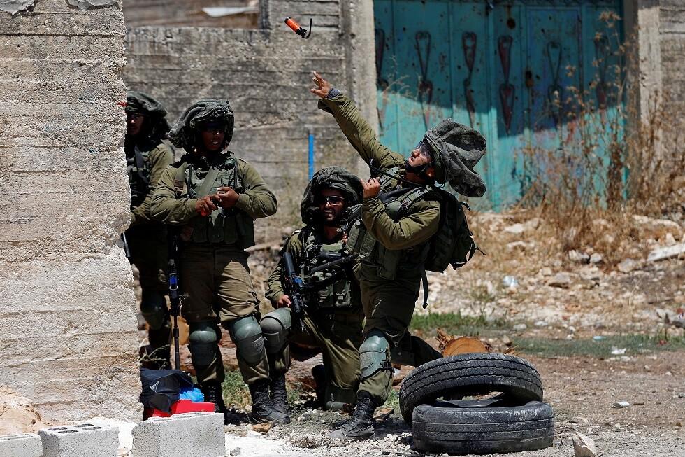 الجيش الإسرائيلي يطلق النار على شاب قرب طولكرم (صورة)