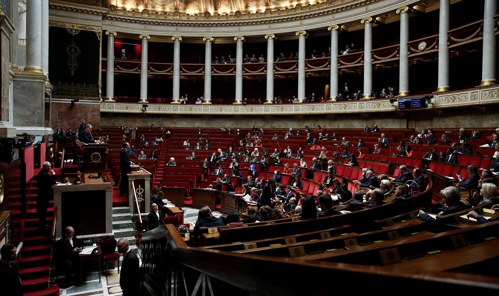 البرلمان الفرنسي (صورة من الأرشيف)