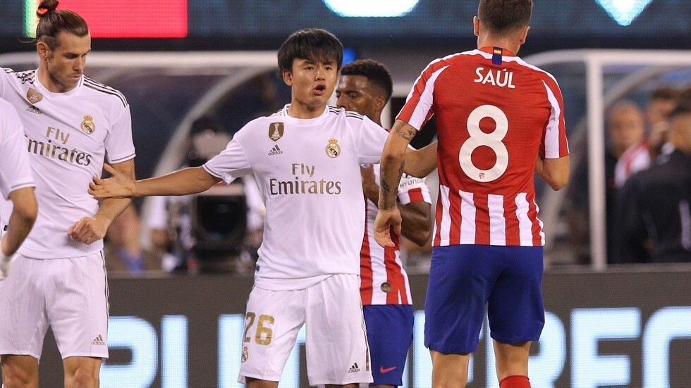 نجم ريال مدريد الصاعد يتخذ ميسي قدوة له
