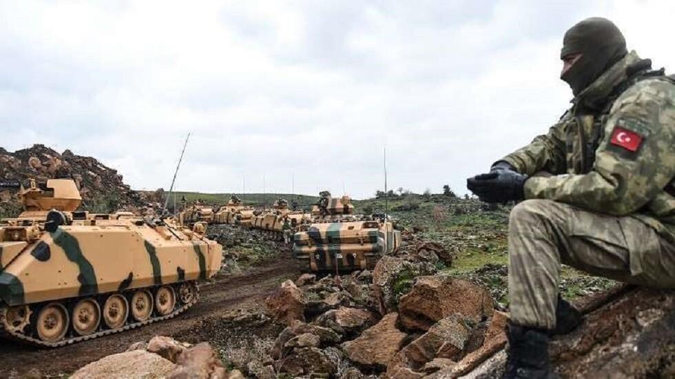 أسطول تابع للجيش التركي - أرشيف -