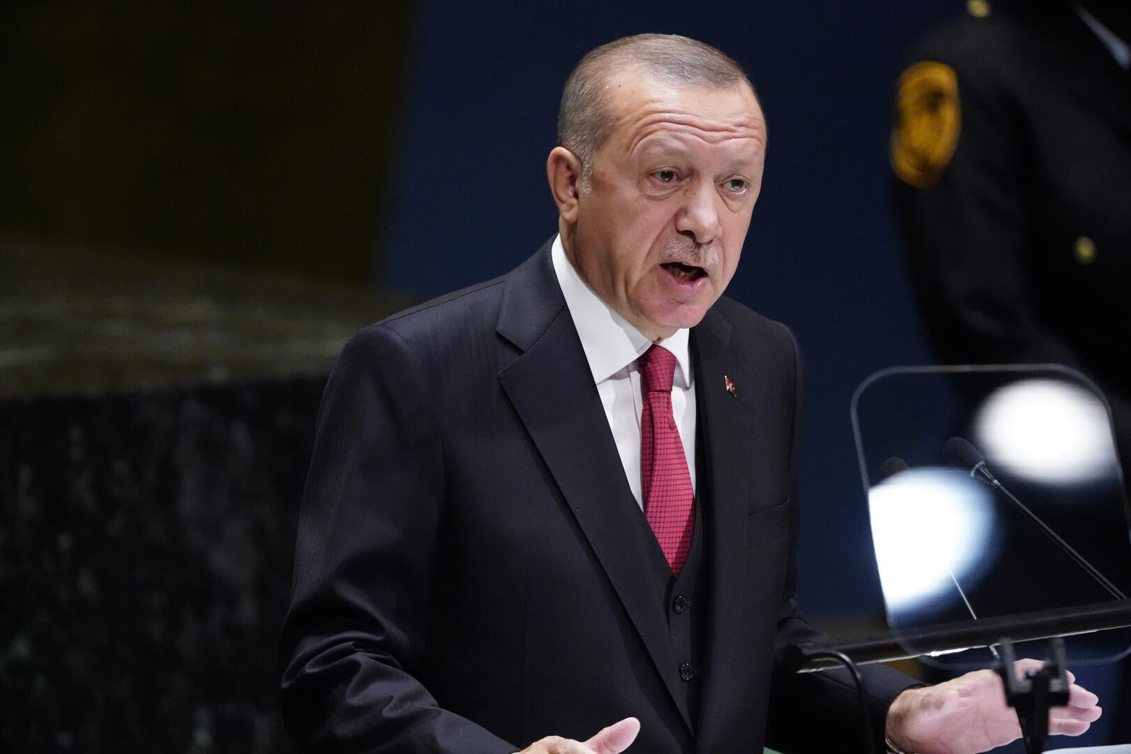 أردوغان: الإسلام تراجع في إفريقيا بسبب الأنشطة التبشيرية والإعلام الغربي