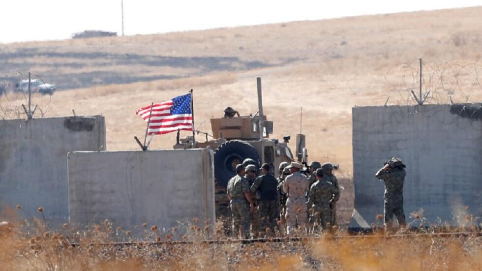 صورة أرشيفية_ قوات أمريكية في سوريا