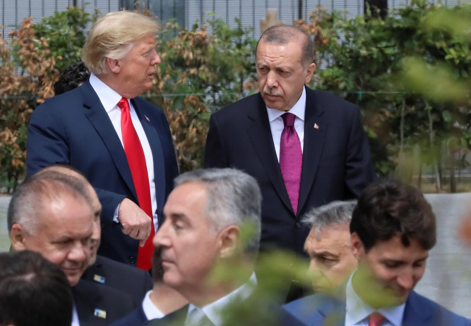 اتفاق الولايات المتحدة وتركيا على تقسيم سوريا؟