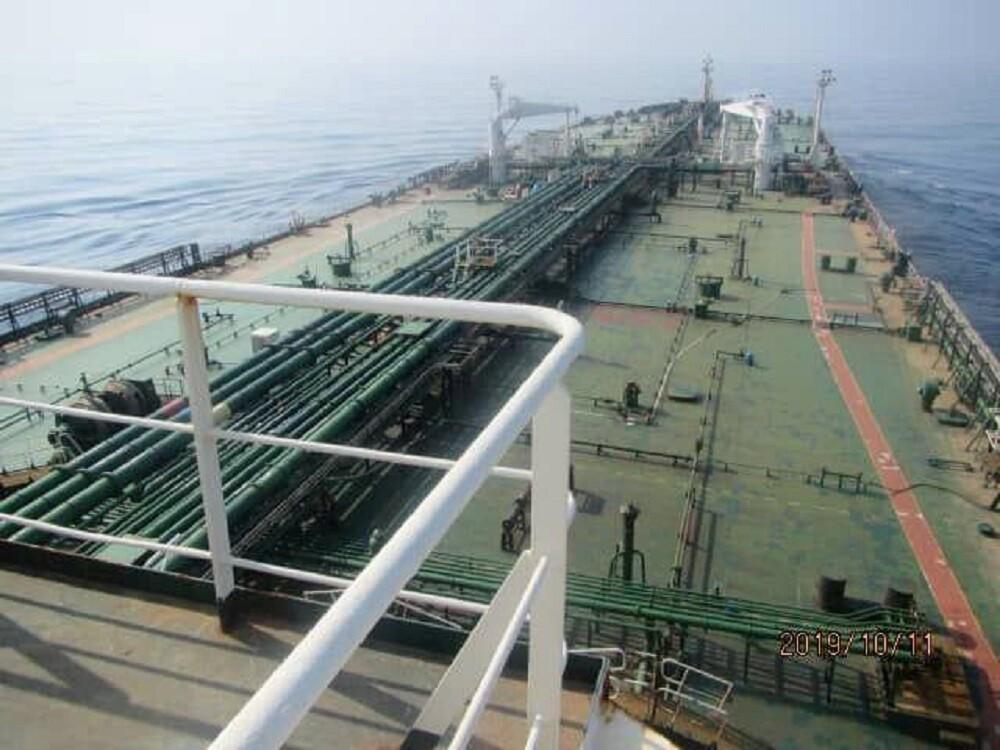 طهران: ناقلة النفط