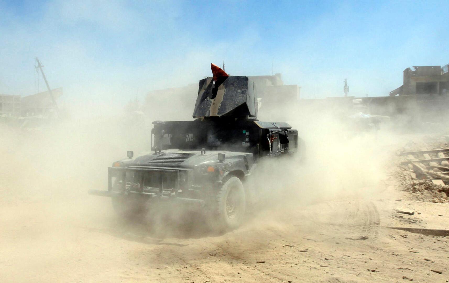 العراق يؤكد حاجته لدعم دولي ضد الإرهاب