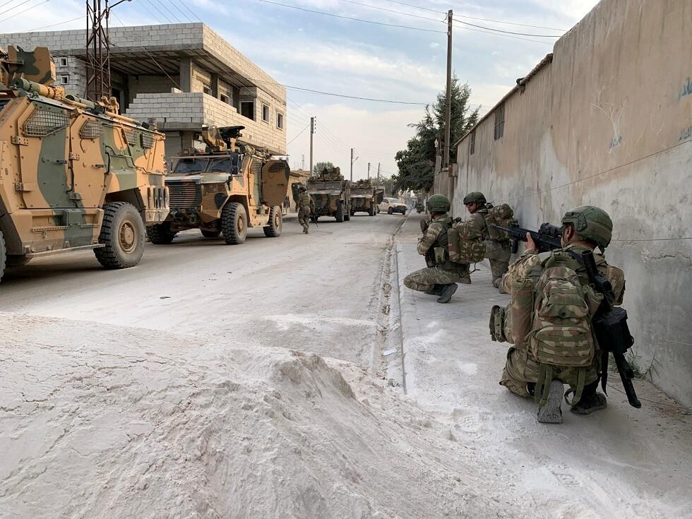 نتيجة بحث الصور عن الدفاع التركية تعلن السيطرة على 1500 كلم مربع شمال سورية