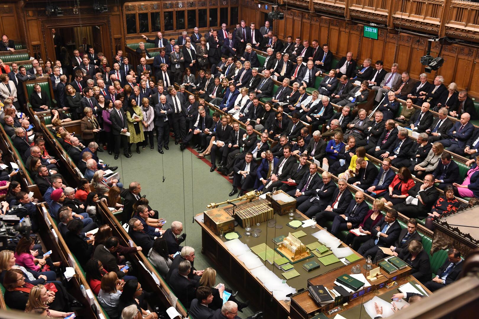 رئيس مجلس العموم البريطاني يرفض التصويت مرة جديدة على اتفاق
