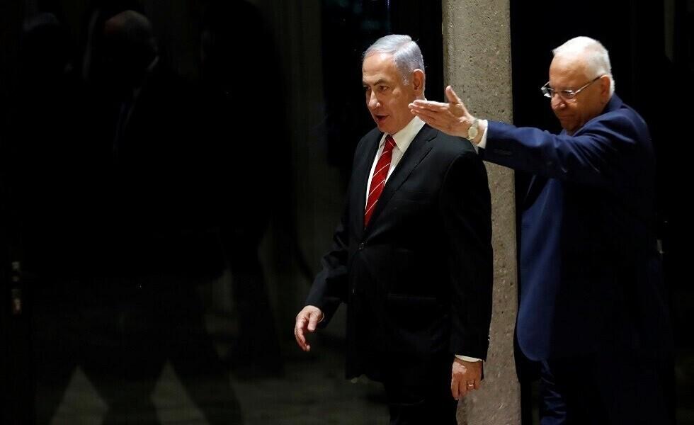 الرئيس الإسرائيلي: سأكلف غانتس بتشكيل الحكومة