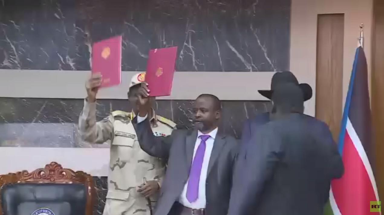 السودان.. اتفاق بين الحكومة و