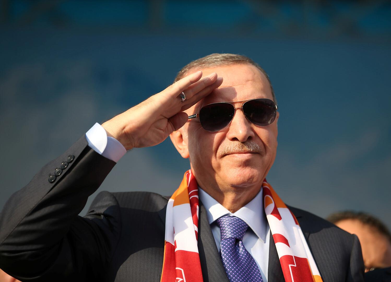 ماذا حقق أردوغان من